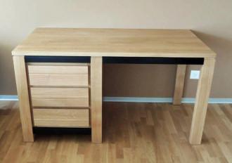 Divers meubles et arts liffolois for Bureau contemporain bois massif