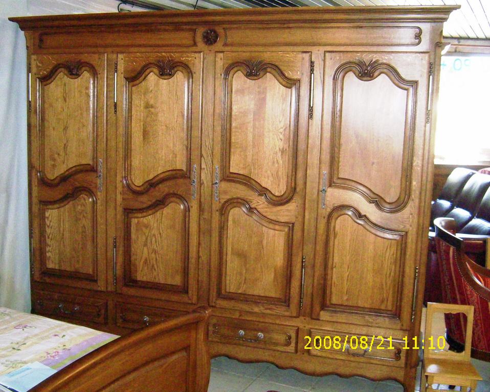 armoire bonnetieres meubles et arts liffolois. Black Bedroom Furniture Sets. Home Design Ideas