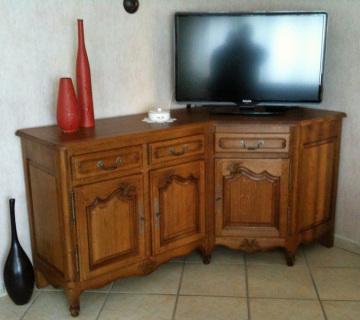 meubles tv meubles et arts liffolois. Black Bedroom Furniture Sets. Home Design Ideas
