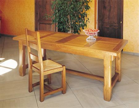 meubles et arts liffolois - tables campagnardes et monastères