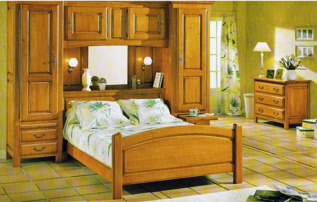 Meubles et arts liffolois - meubles de chambre