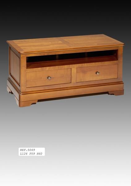 Meubles et arts liffolois meubles tv tables basses for Meuble tv et table basse