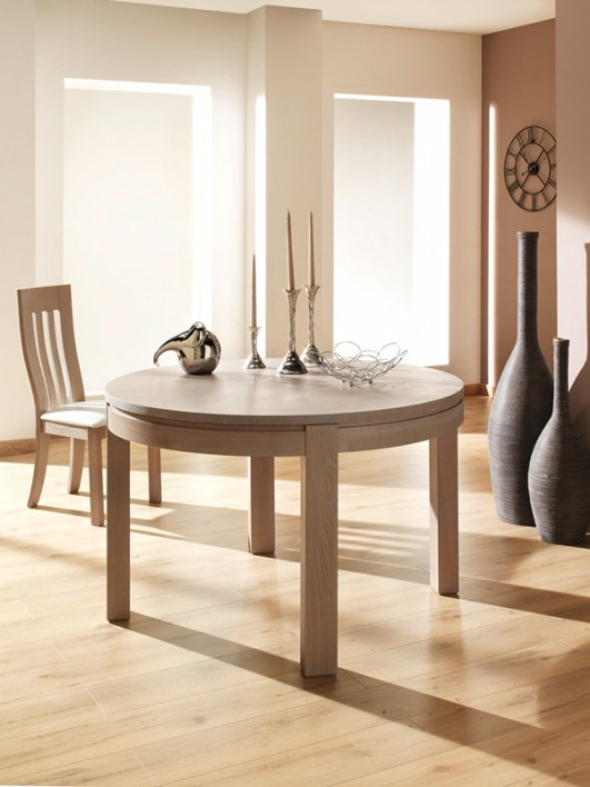 tables en chene massif meubles et arts liffolois. Black Bedroom Furniture Sets. Home Design Ideas