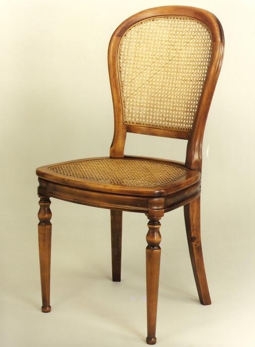 Meubles et arts liffolois chaises - Chaises louis philippe cannees ...